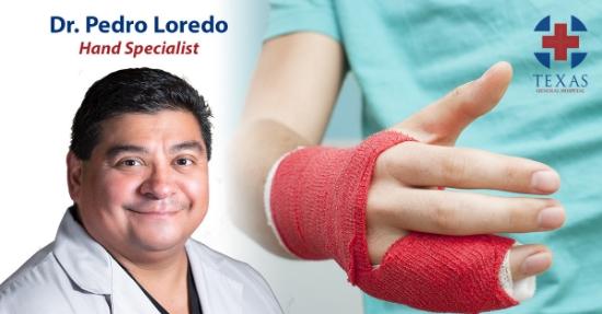 Dr. Pedro Loredo Hand Specialist