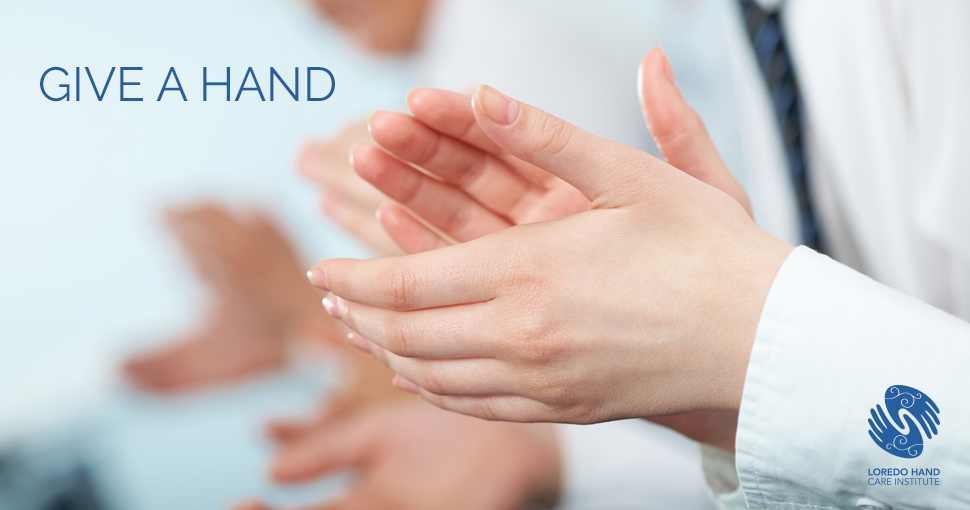 Dr. Pedro Loredo is ready to give a hand in helping your hand pain.