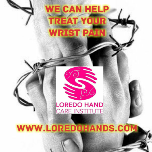 "Dr. Pedro Loredo, is a Fellowship Trained Board Certified Hand Surgeon that can help your wrist pain.  ""Oh Lord, help me to feel you calming hand upon me when I am in pain. Let you ever-loving comfort enfold me. And give me the heart to see that in my suffering, I am becoming closer to you.. and more divine. Amen. """
