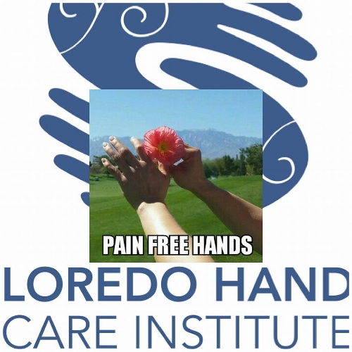 If you are living with hand & wrist pain.  Come see Dr. Pedro Loredo.  So he can help you on the road to having pain free hands & wrists.  www.loredohands.com (972)939-4974