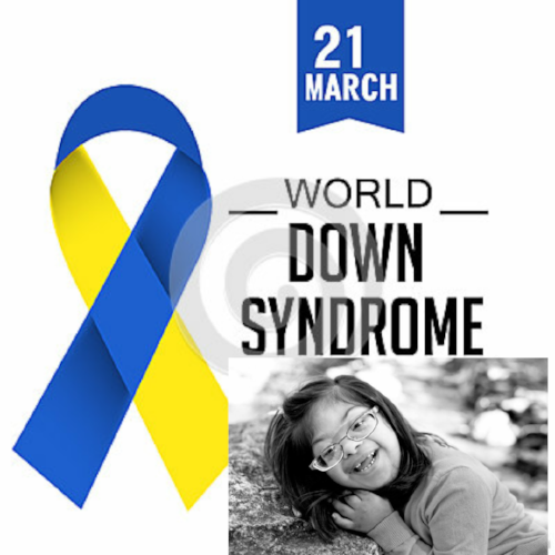 "World Down Syndrome Day, observed on 21 March every year, is a global awareness day which has been officially observed by the United Nations since 2012.  "" ISABEL LOREDO'S EXTRA CHROMOSOME MAKES HER EXTRA CUTE. """