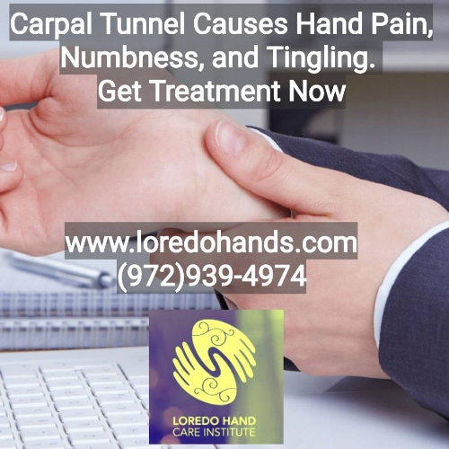 Having carpal tunnel hand pain, numbness, and tingling.  Dr. Pedro Loredo, Fellowship Trained and Board Certified Hand Surgeon is here to help you. www.loredohands.com 972-939-4974
