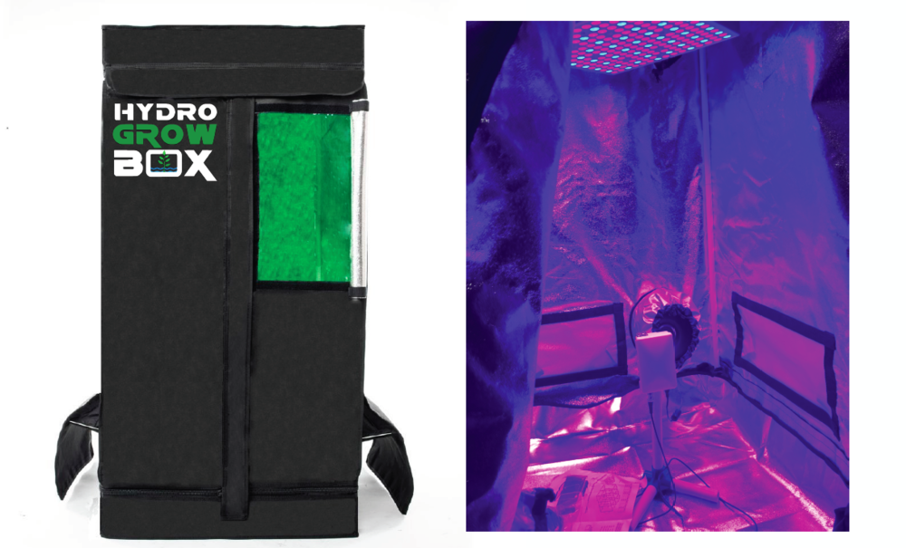 Hydro Grow Box