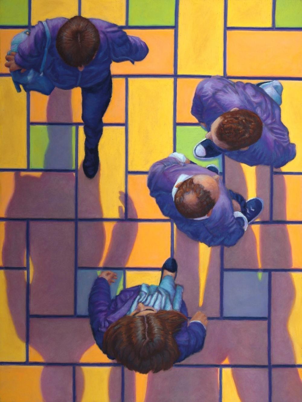 Overlook #19 Shadow Play