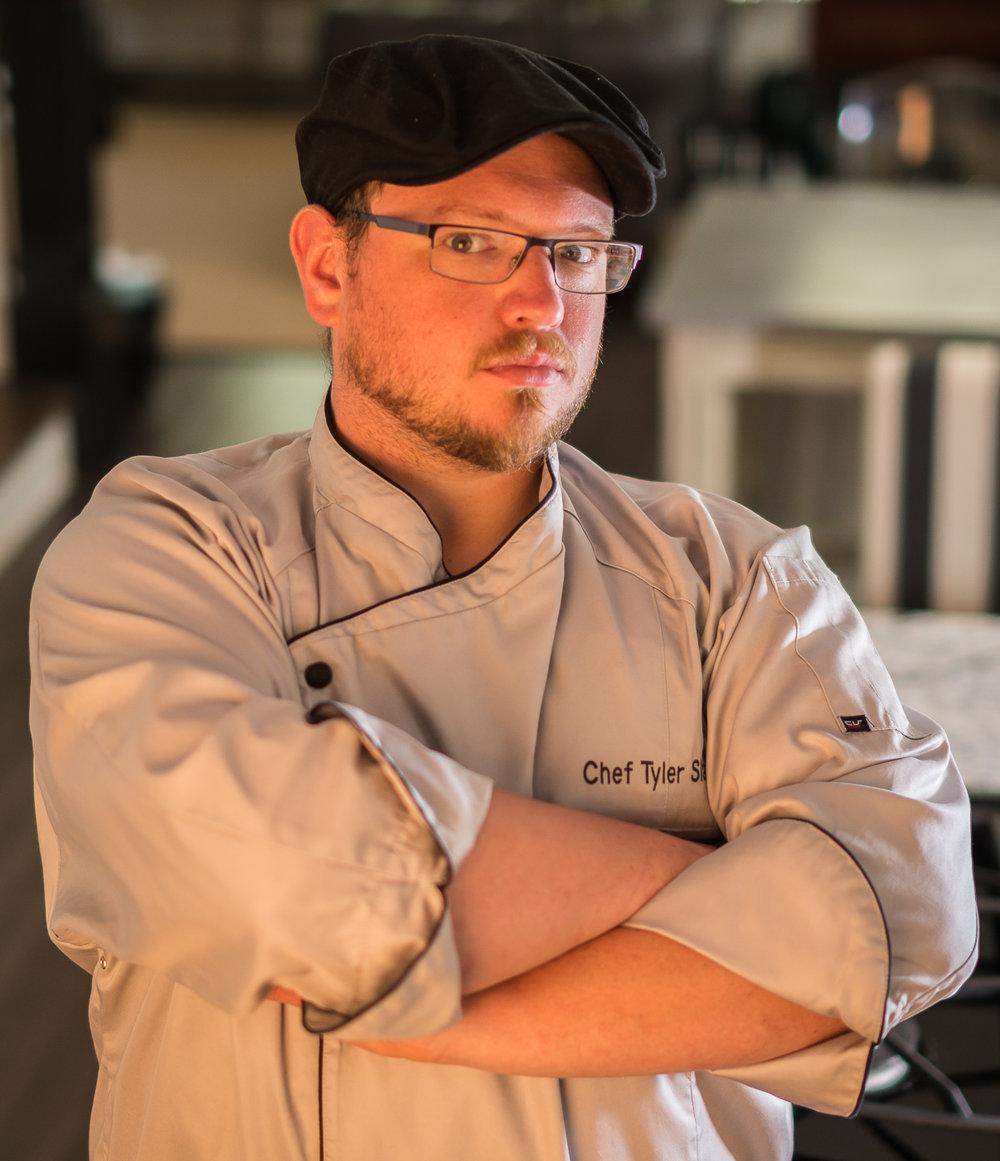 Executive Chef Tyler Slade