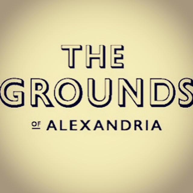 The Grounds of Alexandria Logo