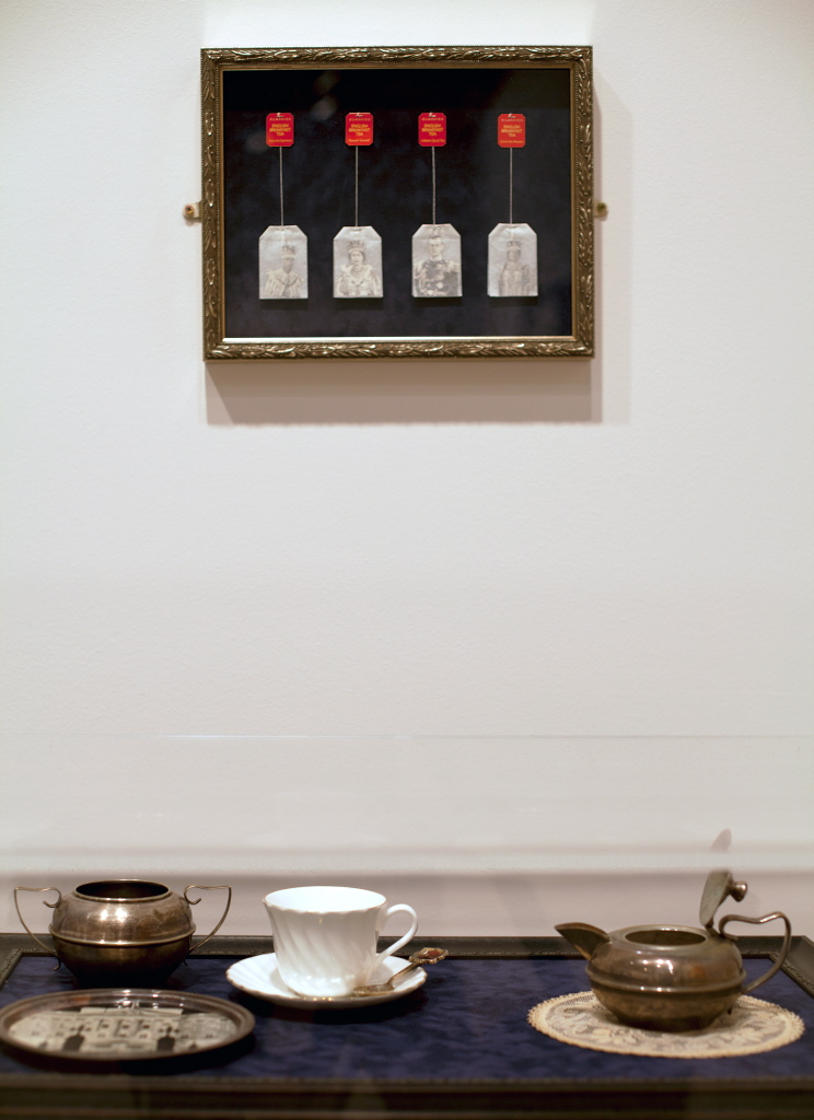 "Peta Morris' 2011 Sulman Prize entry ""An olde English Breakfast"". Image courtesy The Art Gallery of New South Wales."