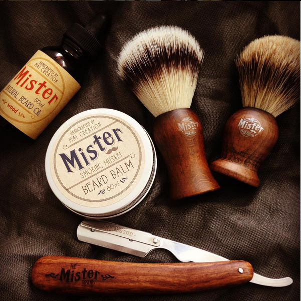 The Mister Brand Grooming Kit