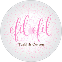 Efil Efil Turkish Cotton Logo