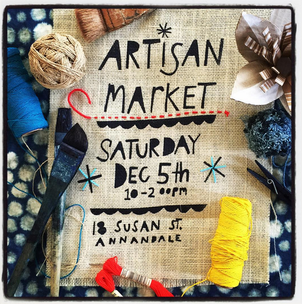Artisan Market At The Warey Annandale Image By PrintsCharming