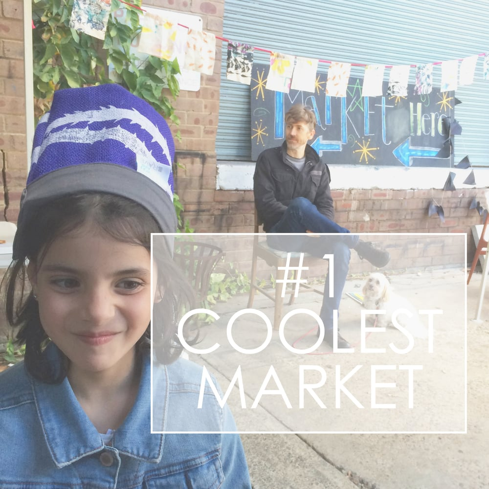 "YOU ARE BRAVE Coolest Little Market Vibe in Sydney ""The Warey"" Annandale"