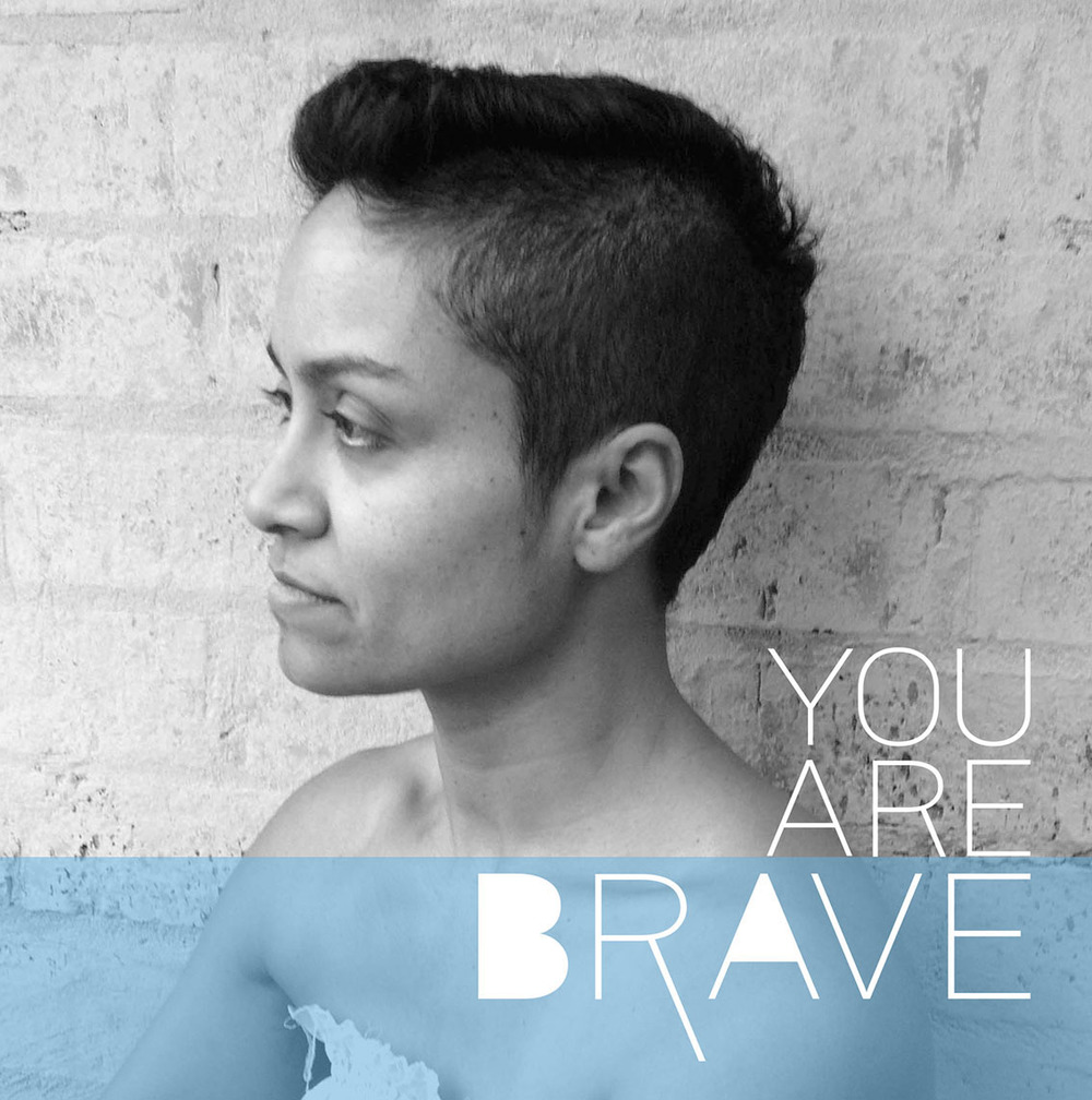 YOU ARE BRAVE Hand Printed Textiles & Handmade Decor Made in Sydney Australia