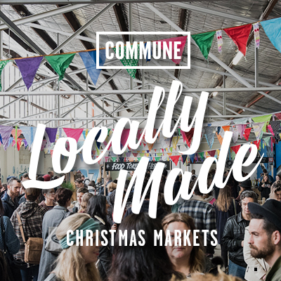 Locally Made Market at Commune
