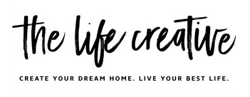 The Life Creative Blog Logo
