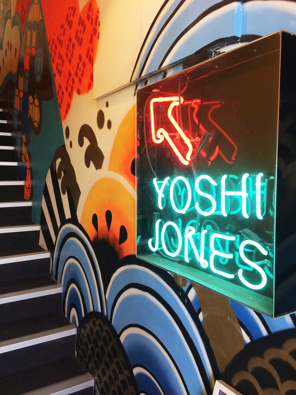 Yoshi Jones shop King St Newtown Photo by YOU ARE BRAVE