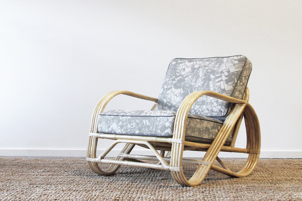 Pretzel Armchair Naturally Cane Furniture - You Are Brave Textiles + Decor - Cropped.jpg