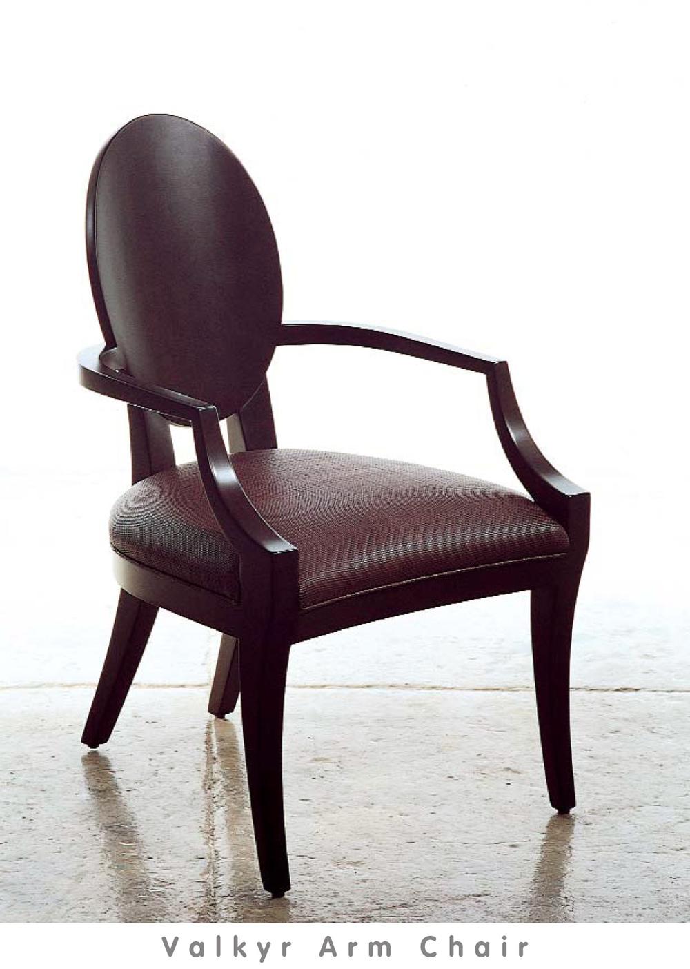 Valkyr Arm Chair