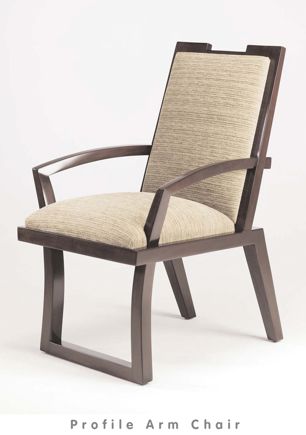Profile Arm Chair