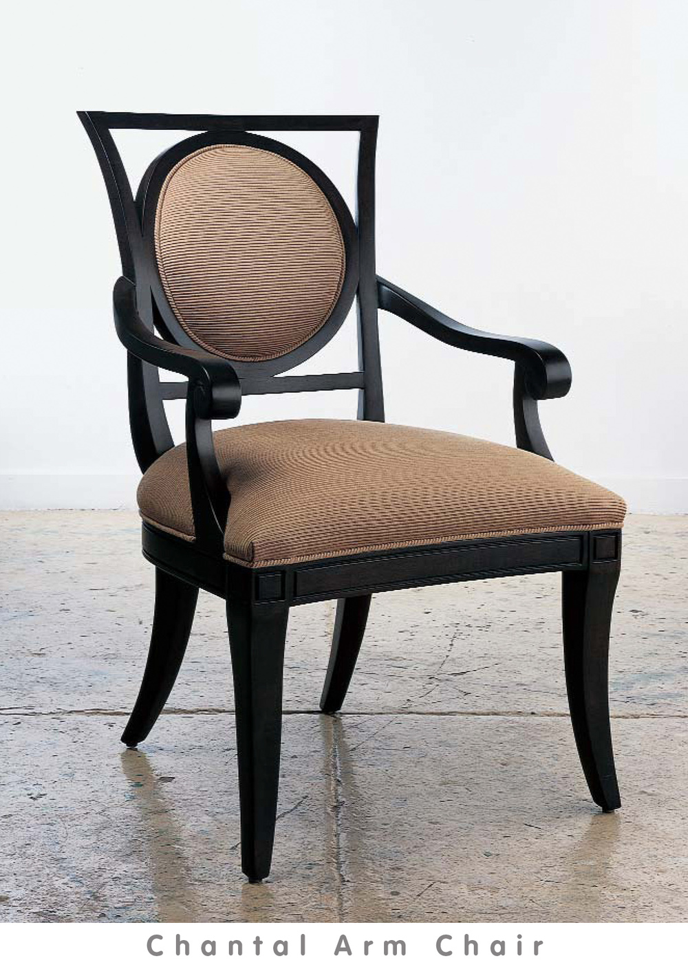 Chantal Arm Chair