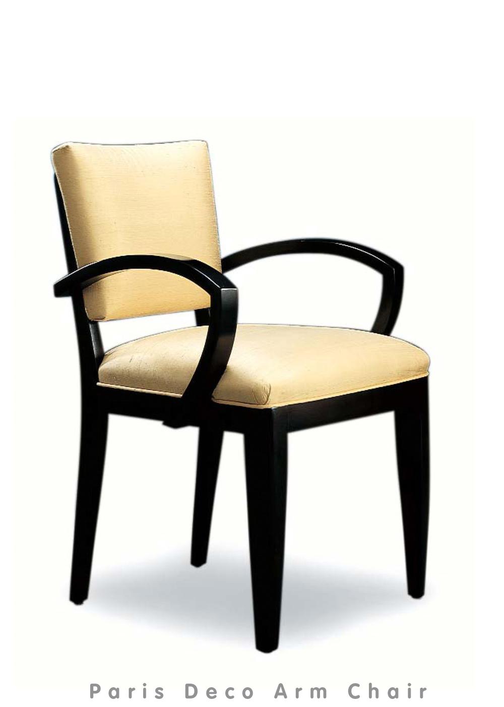 Paris Deco Arm Chair