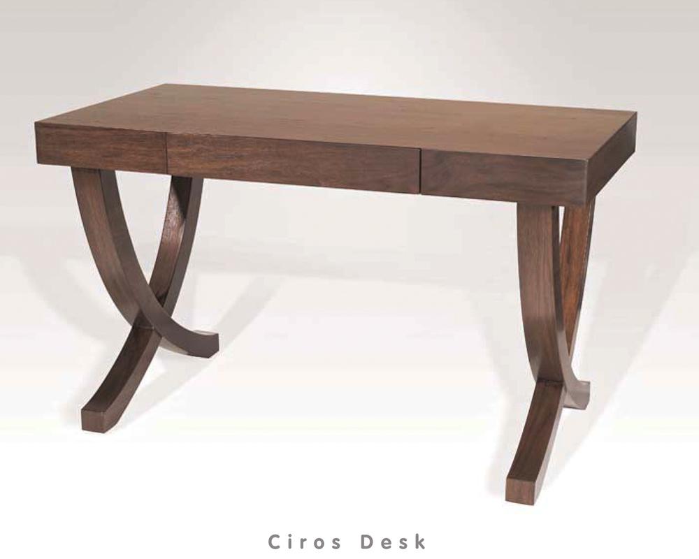 view: Ciros Desk Catalog Page