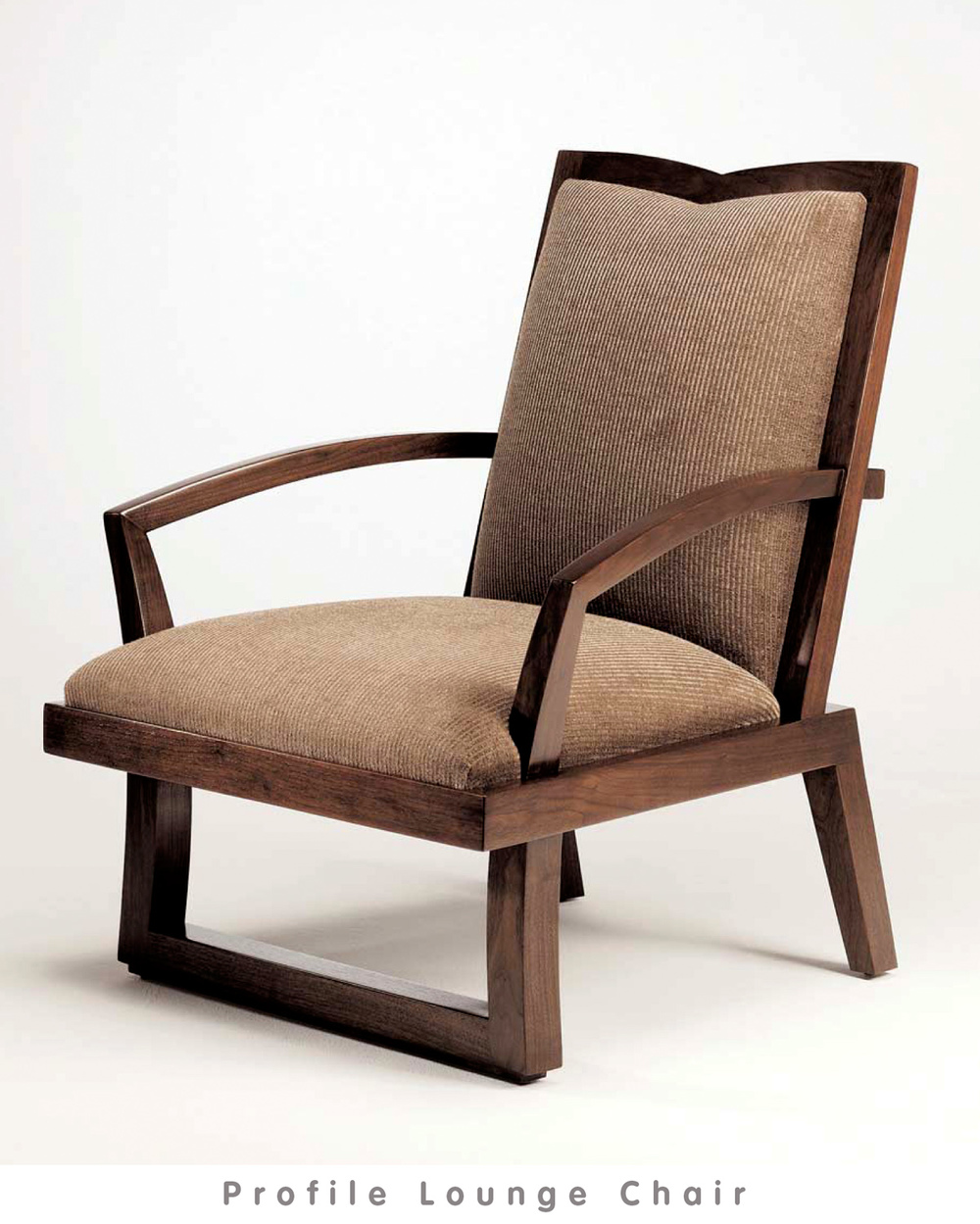 view: Profile Lounge Chair Catalog Page