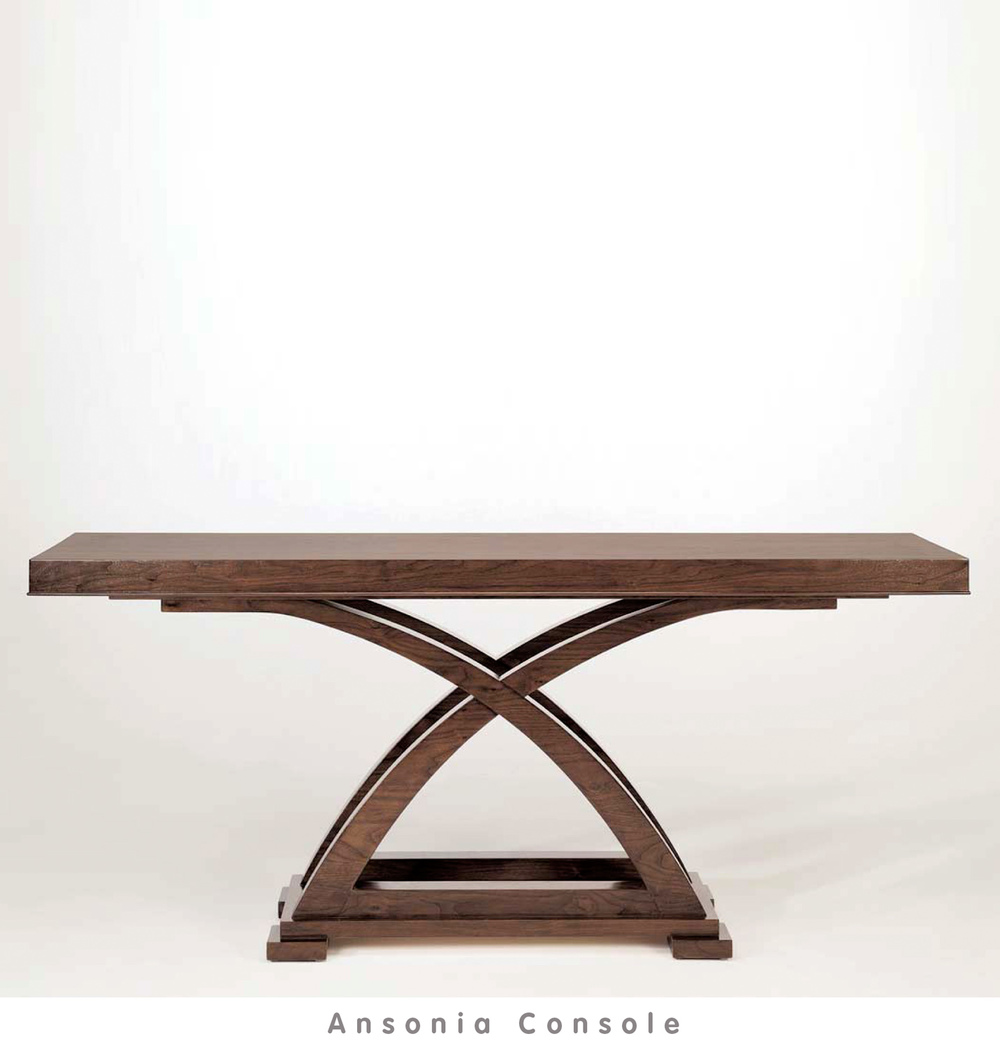 view: Ansonia Console Catalog Page
