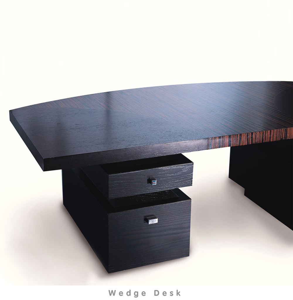 view: Wedge Desk Catalog Page