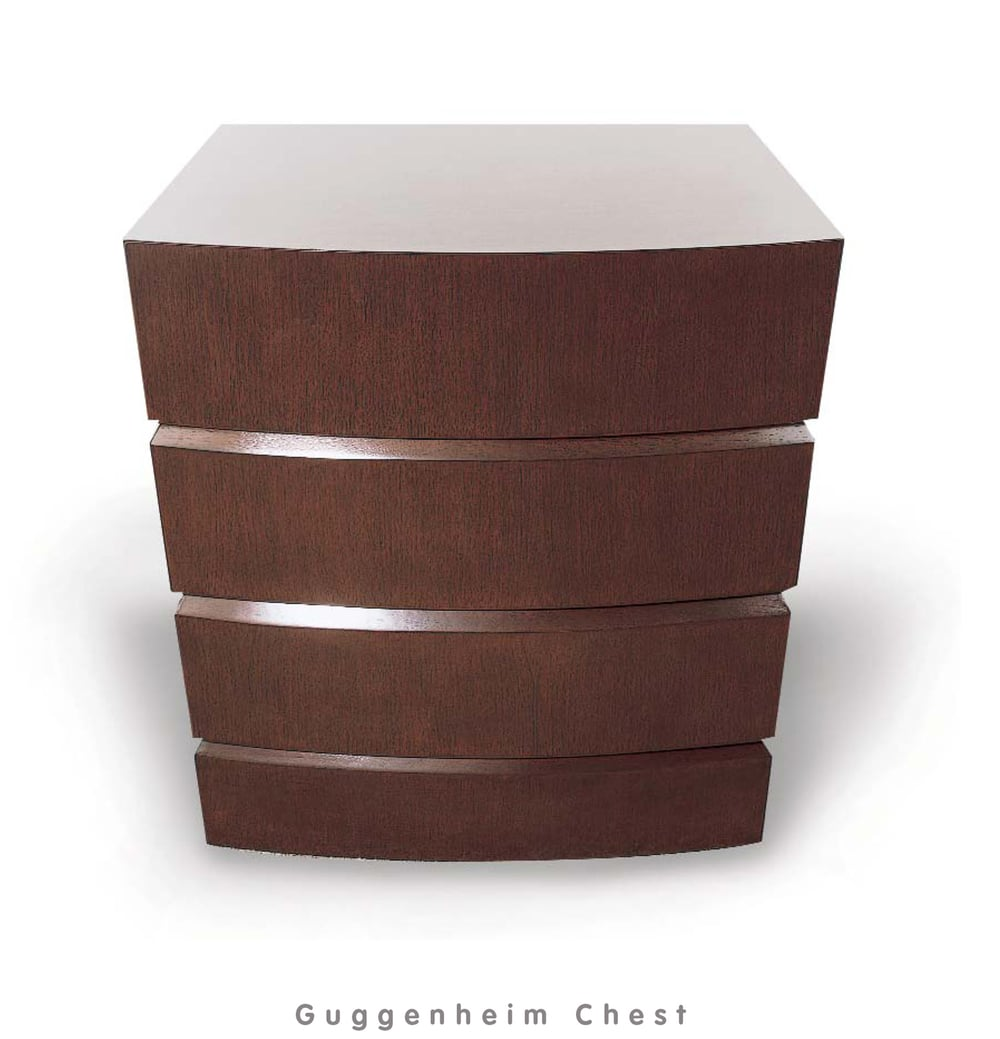 View Guggenheim Chest Catalog Page