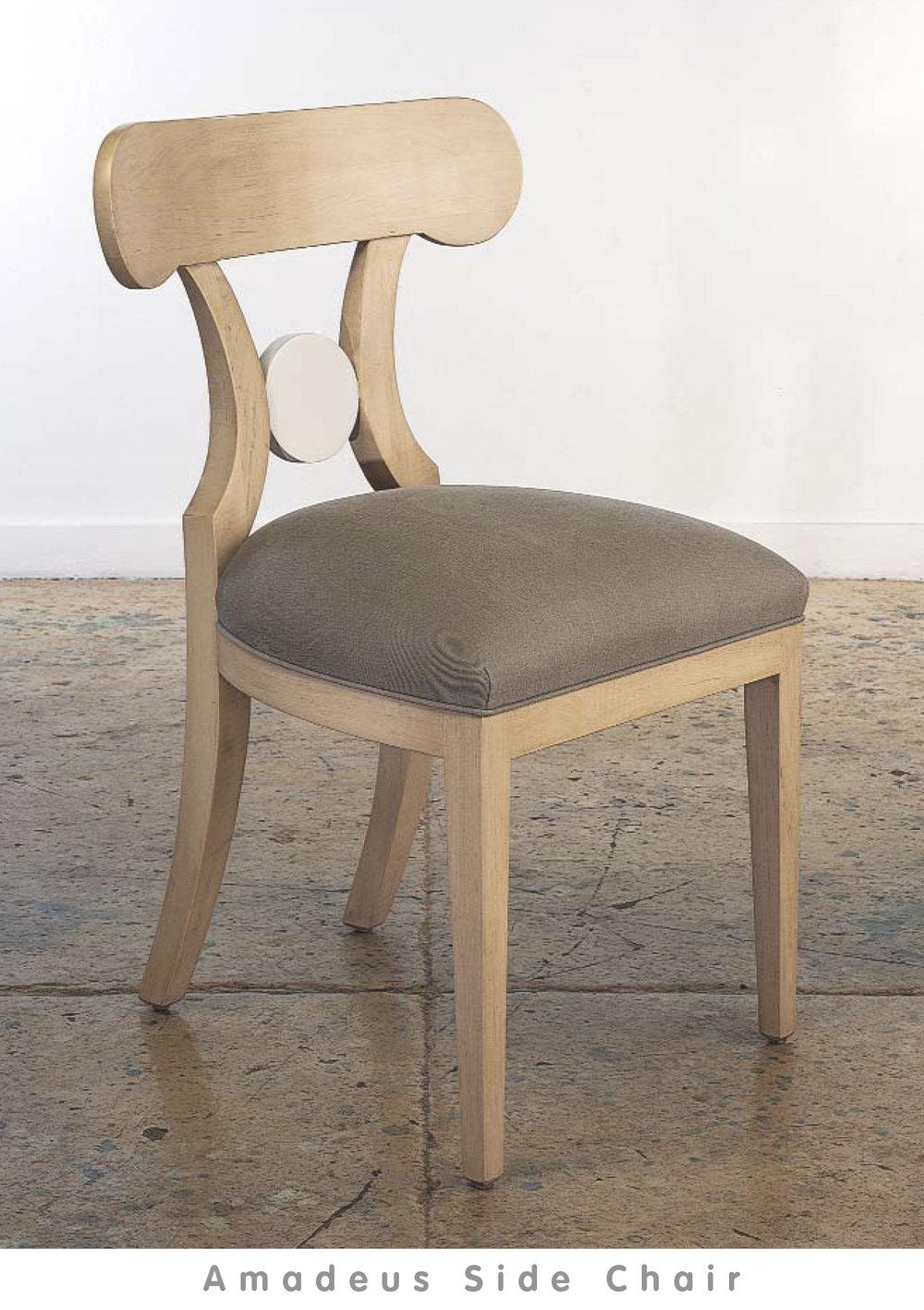 Amadeus Side Chair