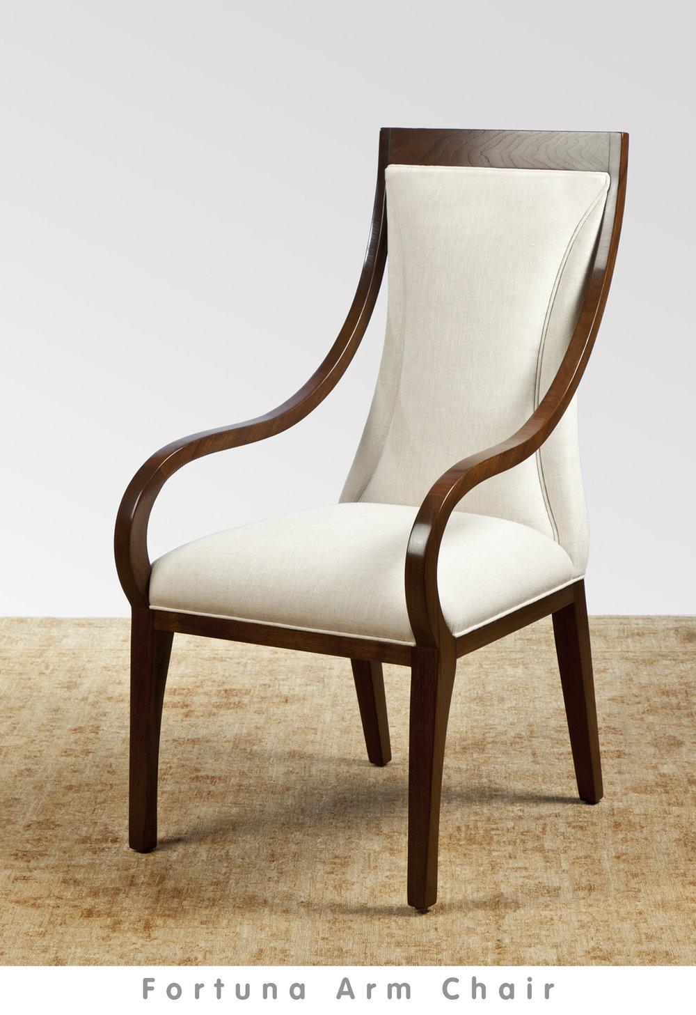 Fortuna Arm Chair