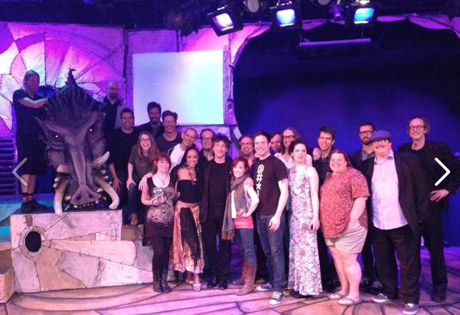 Cast & Crew of Neverwhere