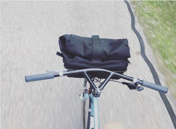 "Did you know @shoprealm has a mini-line called Dark Realm? ""About 8 months ago I started a branch of Realm with my partner called Dark Realm which is much different- its all tech fabrics and intense fabrication for specific cycling and commuting purposes."" Take a peak for all your cycling needs and save the world with Realm 🌏  #cycling #madeinaustin #darkrealm #shoprealm #bikes #FELIZvendor"