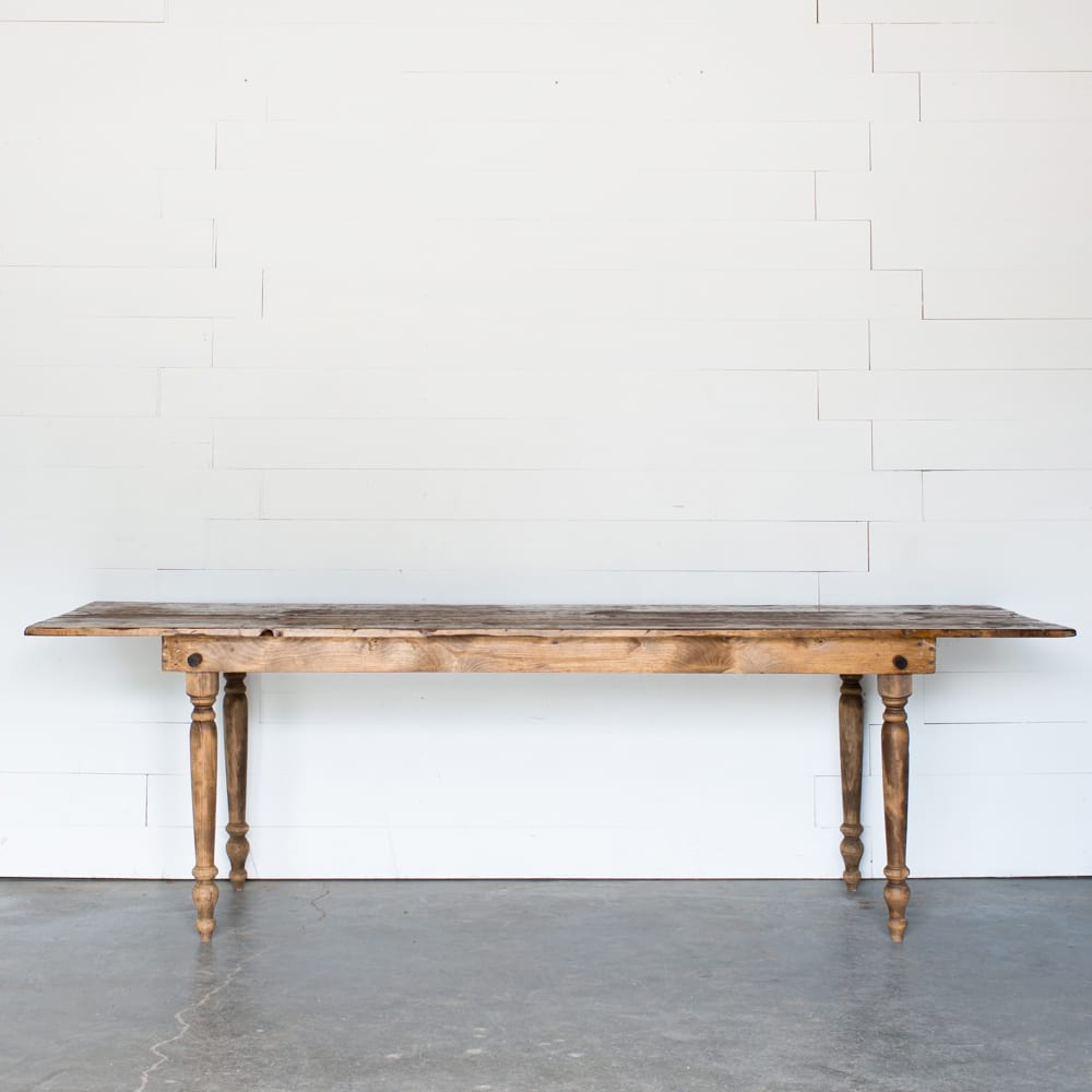 Cartwright Farm Table