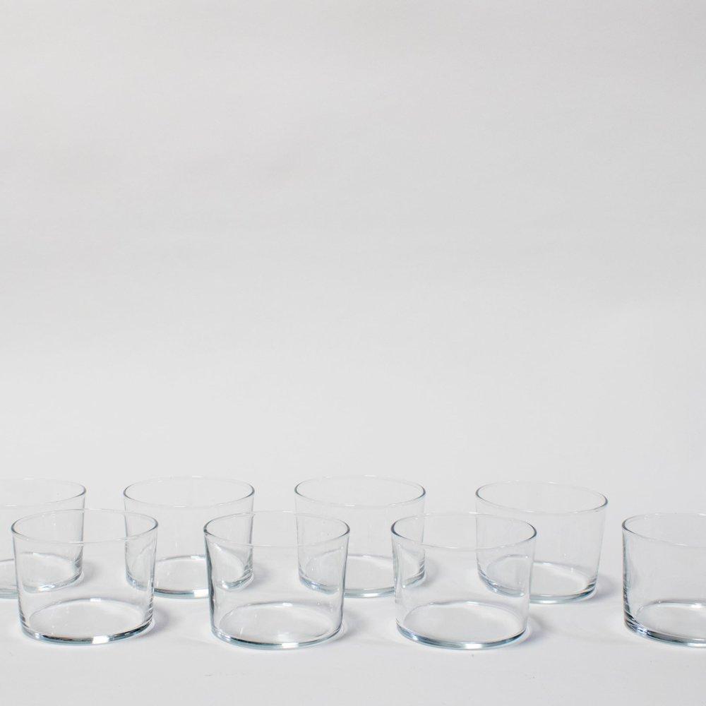 Spanish Bodega Glasses