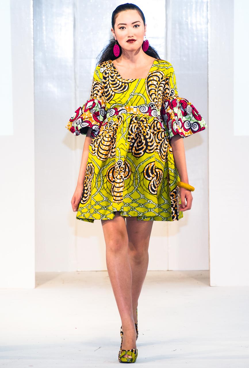 London Fashion Week Volunteer