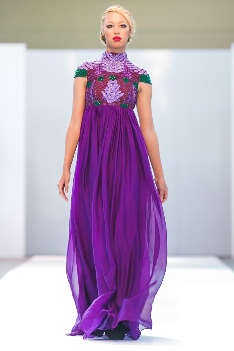 Ella Gabby Africa Fashion Week London