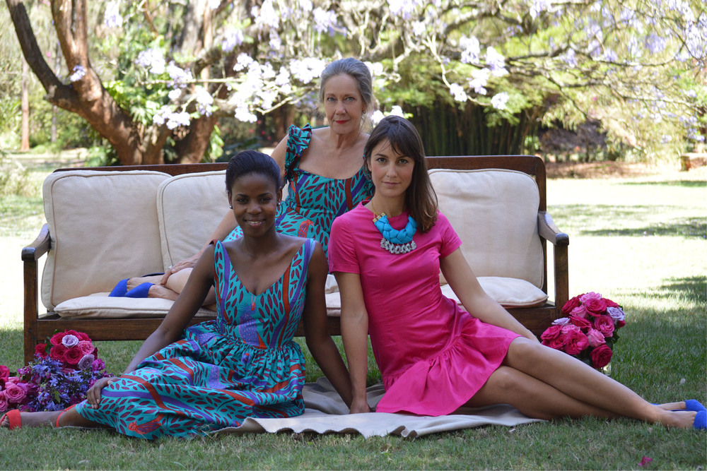 It was founded in 2012 by Anne, Cecilia and Annika Ostman to honour their deceased daughter and sister, Helena, who had a strong connection with Kenya and a true appreciation for African artistry.