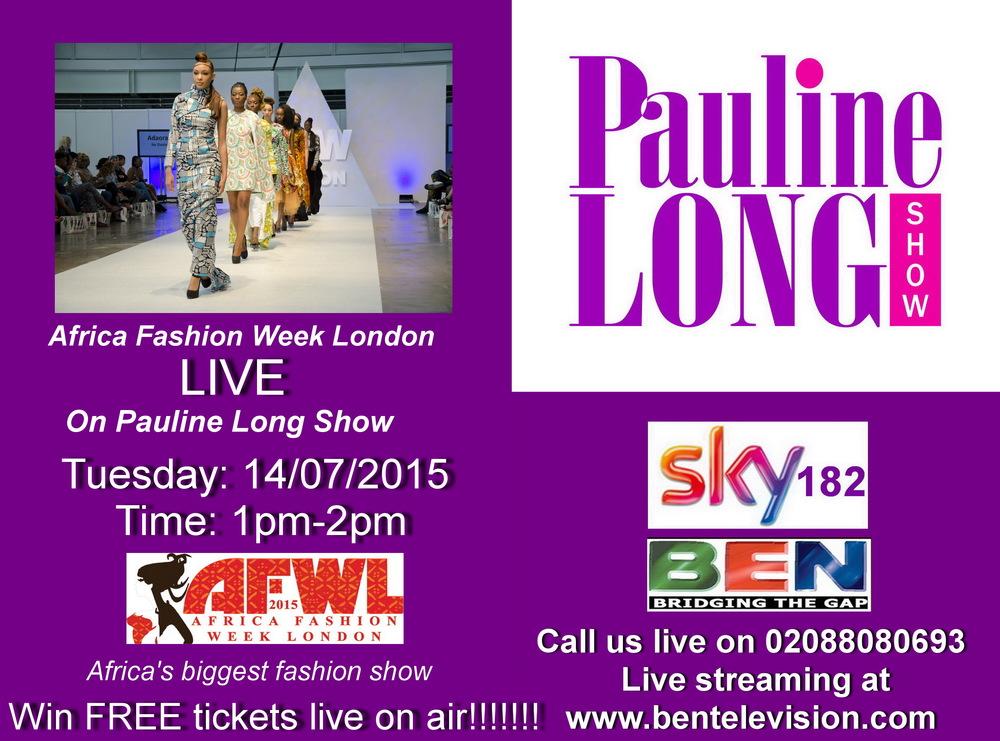 Pauline Long Show