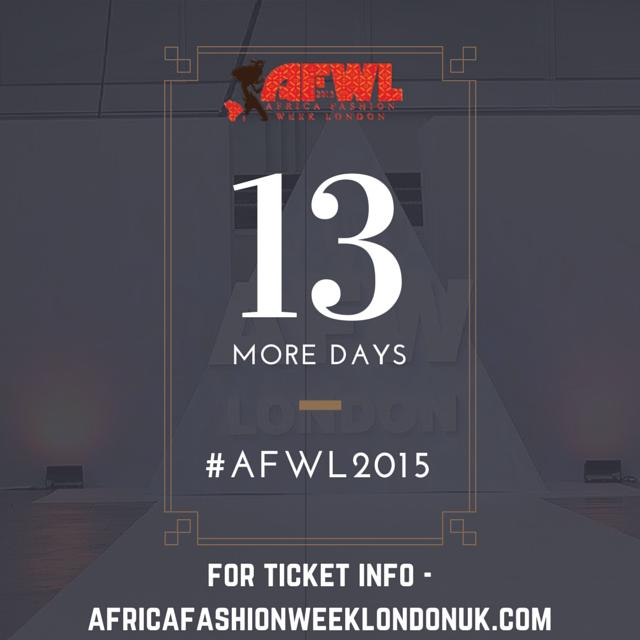 13 days to AFWL 2015