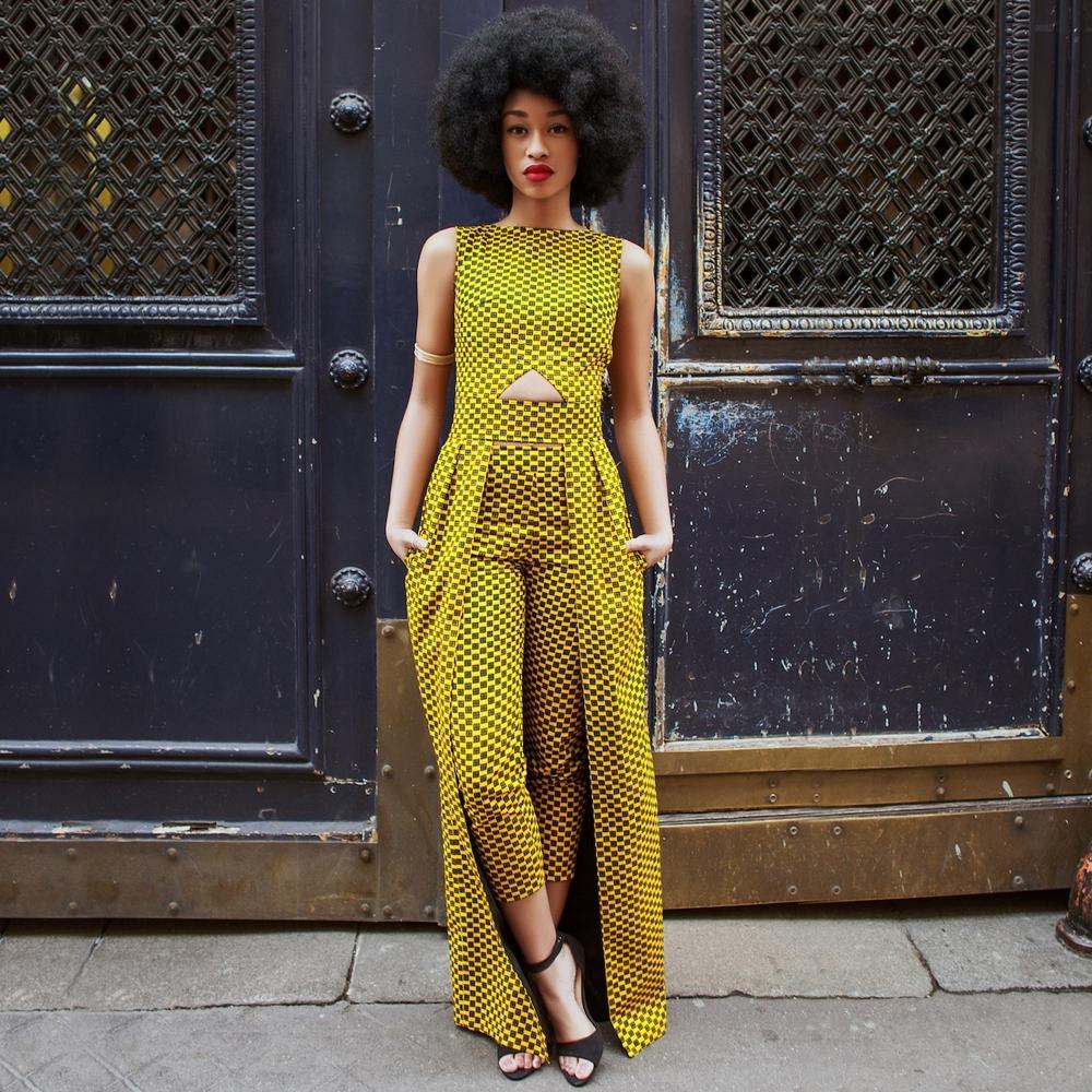 Natasha-Baco-Africa-Fashion/By Zanjoo