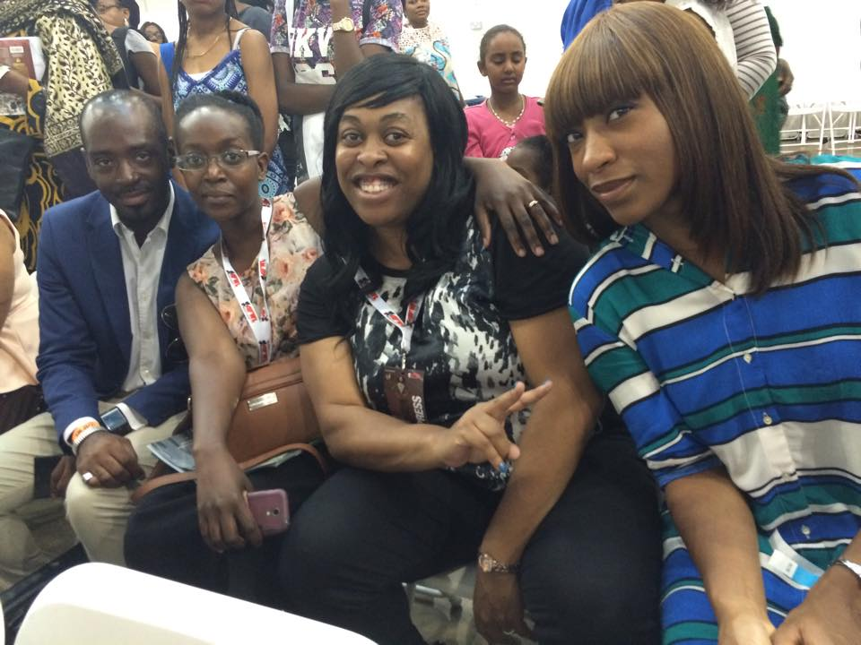 Nene and friends @ AFWL 2015