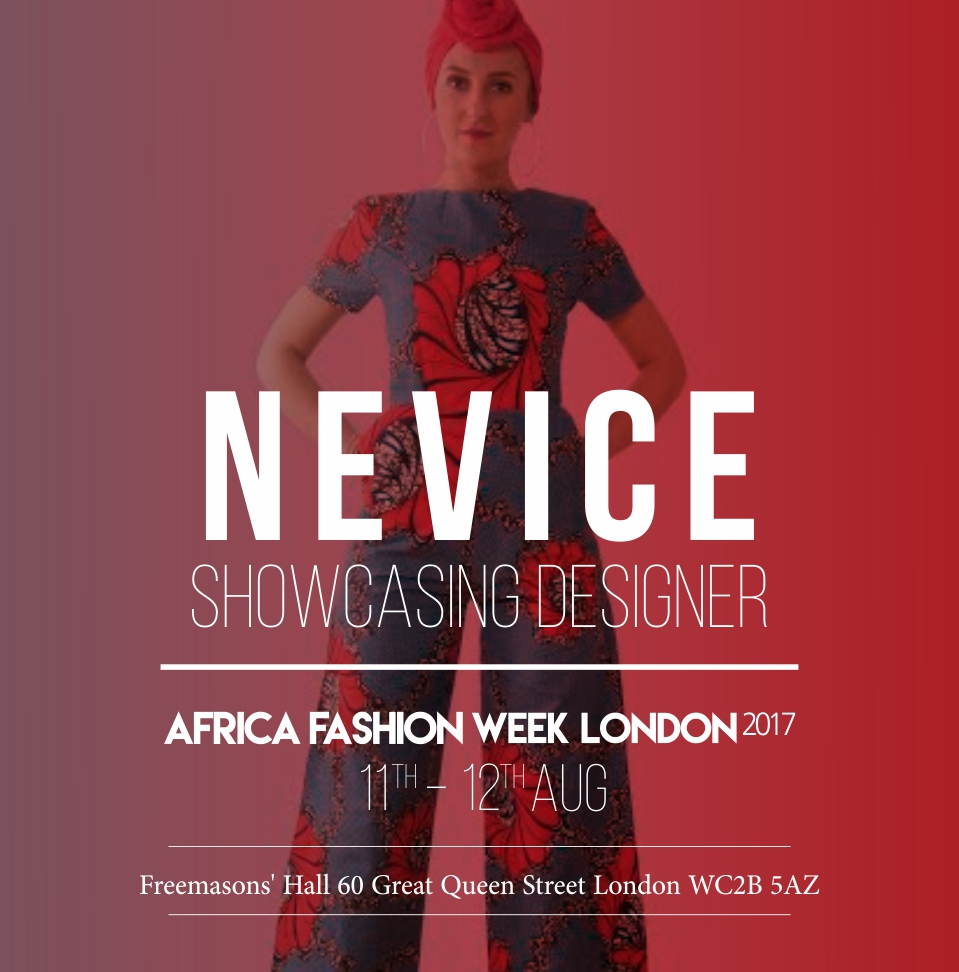 "NEVICE - NEVICE is an African originated fashion brand by designer Naima Maneno, who was born and raised in Tanzania and later relocated to Germany. Her fashion inspiration came from her local surroundings: The lifestyle of a semi-arid climatic region is represented by beautiful desert patterns, while the cheerful, warm and colourful atmosphere of NEVICE is inspired by the shores of the Indian Ocean. ""Fashion for a change"" is the message NEVICE would like to carry along."