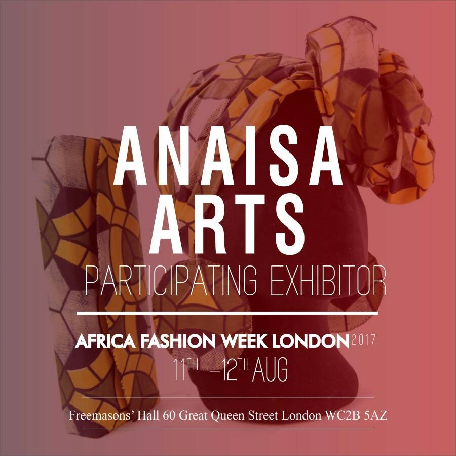 ANAISA ARTS - Anaisarts is a brand inspired by high quality African prints.It is an exclusive line of handmade arts and crafts. There is something for everybody, from fashion to homeware. Each product is meticulously hand crafted for durability, quality and beauty. Anaisa arts is  representing cape verde.I live in Dudley.(based)