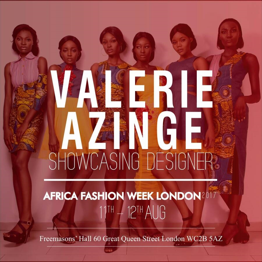VALERIE AZINGE - VALERIE AZINGE ATELIER LTD (VAA) is a renowned African design house, we have been in  the fashion business for about three years. We are known to create styles for every story using luxurious fabrics that caress bespoke accessories and Ready To Wear offerings. Our style is western, simple and elegant; we have introduced to the Nigerian fashion industry a fusion of the western culture and the Nigerian traditional wears. Nigeria being diverse in culture, gives the country a variety of fashion styles and the designer the opportunity to create delightful clothes from the varied Nigerian styles. Our clients mostly are high net worth individuals and customers who like fashion, comfort and the Miami styled fashion, where the designer lived for several years.Valerie Azinge Atelier is representing  Nigeria