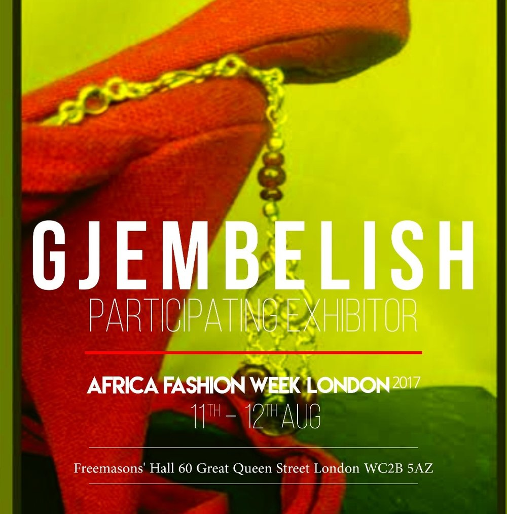 GJEMBELISH - GJembelish arose from what was once the childhood hobby of collecting  sea shells and shiny stones. Now the collection includes Genuine Precious and Semi-Precious Gems. These Gemstones are set within our bespoke, handmade creations. We take pride in the creativity and inspiration from our African Caribbean culture which influences this collection.  GJembelish is a family run business, we are small enough to care and skilled enough to deliver quality and satisfaction. Our creations represent our Jamaican and African heritage. Currently living in the UK, based in London