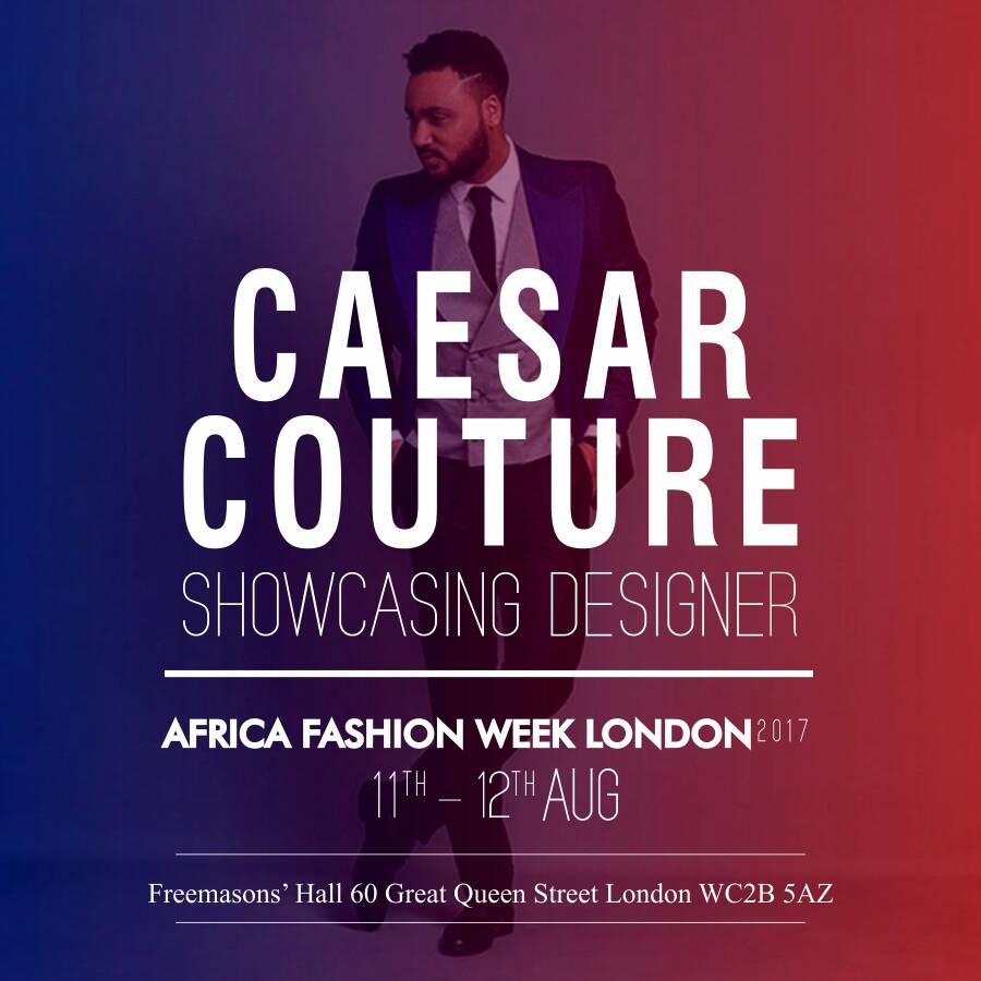 CAESAR COUTURE - Sleek, suave and dapper are a few words to describe the brand Caesar Couture. It  is known for exquisite tailoring services and refined design silhouettes of tuxedos, patterned suits, single button suits, double breasted as well as traditional clothing. It was established in the year 2000 by owner and designer, Esosa Ogedegbe.