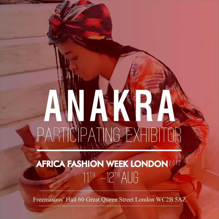 ANAKRA - Anakra is a ready to wear and bespoke clothing line. The designer for this brand was raised in Cambridge and moved to Nigeria last year. So it is a great chance to merge both cultures to create a beautifully refined and well expressed brand.