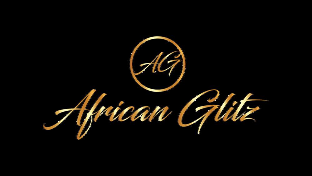 African Glitz Original Logo 2 Transparent .png