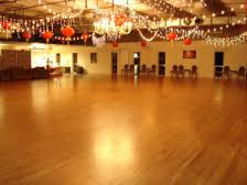 ...a 5000 sq feet cushioned dance floor!